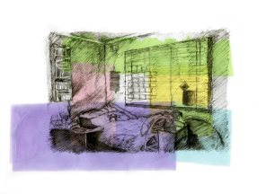 Architecture Drawing | Home Interior