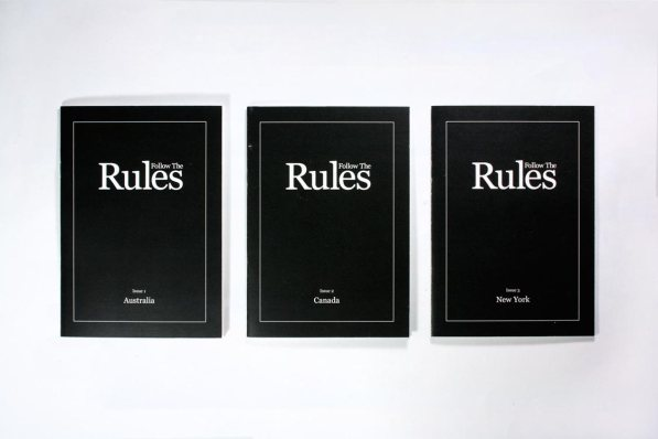 Follow The Rules Series