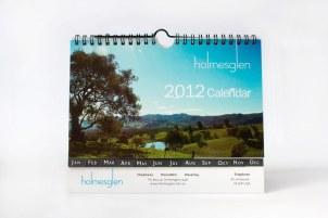 Holmesglen Calendar Design 2012