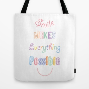 Smile makes everything possible!