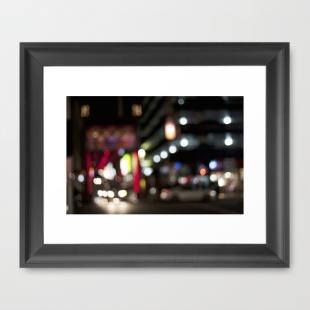 Light Art   Melbourne city (Chinatown)